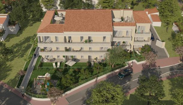 Appartement neuf 21 m² Toulon 83200