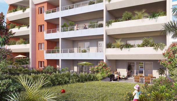 Bormes-les-Mimosas Appartement neuf 2 pièces 32 m²