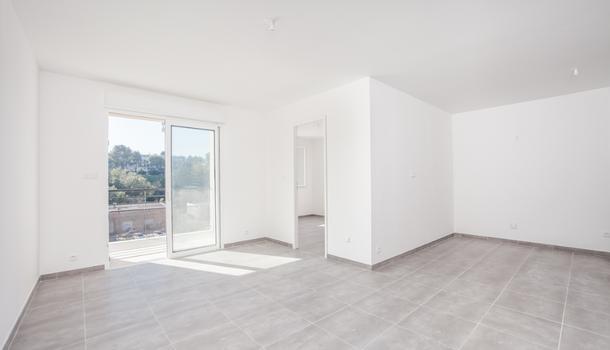 Marseille 13eme Appartement 3 pièces 62 m²