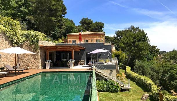 Èze Villa 6 pièces 420 m²