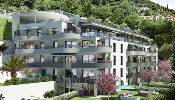 Beausoleil Appartement 3 pièces 61 m²
