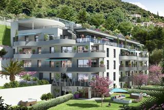 Appartement 2 pièces  à vendre Beausoleil 06240