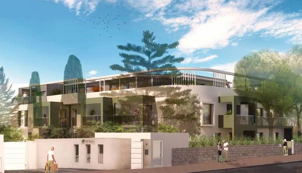 Appartement neuf 4 pièces 82 m² Montpellier 34000