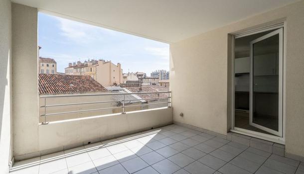 Marseille 6eme T3 3 pièces 68 m²