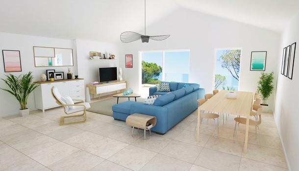 Garde (La) Appartement 4 pièces 124 m²