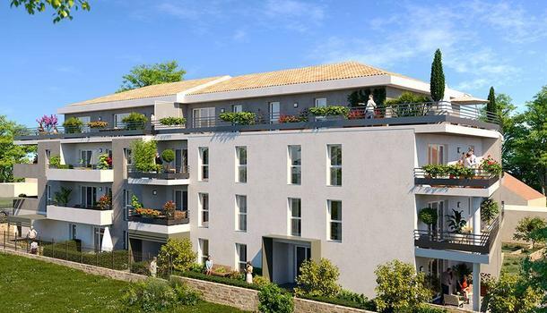 Appartement neuf 25 m²