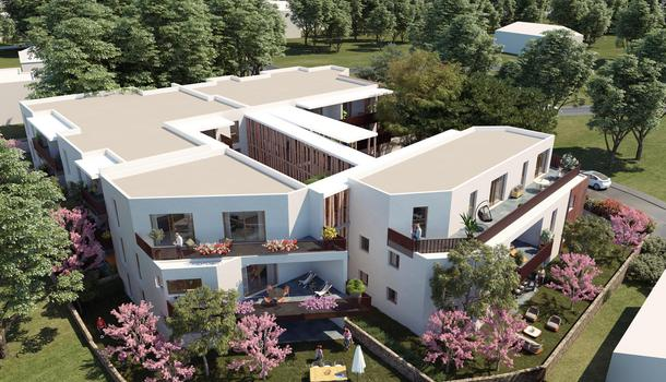Appartement neuf 4 pièces 84 m² Montpellier 34000