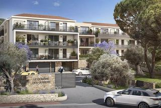 RESIDENCE LE DOMAINE DES OLIVIERS,                                                                                       Appartement neuf                                                                                      Toulon&nbsp-
