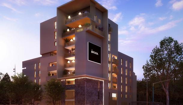 Appartement neuf 4 pièces 84 m²