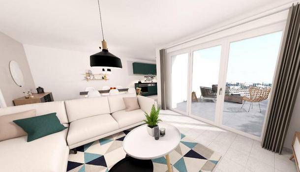 Appartement neuf 4 pièces 90 m²
