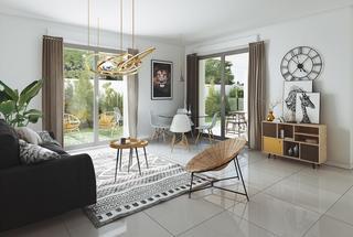 Montpellier Appartement neuf 3 pièces 61 m²