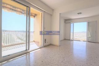 Appartement 4 pièces  à vendre Toulon 83000