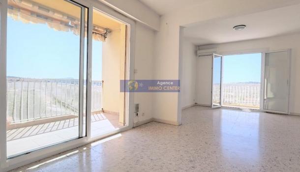 Toulon Appartement 4 pièces 80 m²