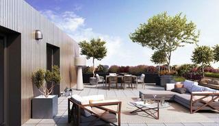 Rennes Appartement neuf 4 pièces 101 m²