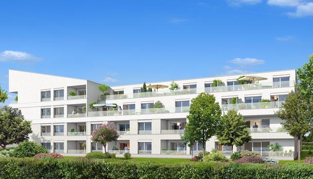 Appartement neuf 2 pièces 43 m² Toulouse 31000