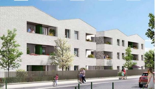 Appartement neuf 2 pièces 45 m² Toulouse 31000