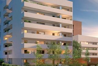 Toulouse Appartement neuf 2 pièces 44 m²
