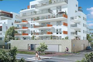 Perpignan Appartement neuf 2 pièces 39 m²