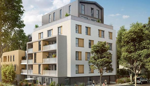 Appartement neuf 3 pièces 70 m²