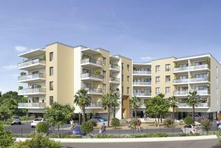 Garde (La) Appartement neuf 2 pièces 44 m²