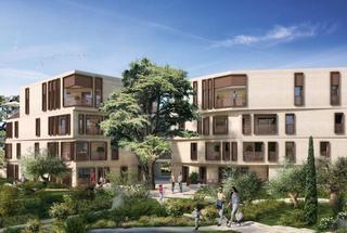 Montpellier Appartement neuf 4 pièces 92 m²