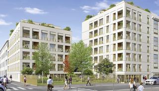 Lyon 4eme Appartement neuf 2 pièces 74 m²