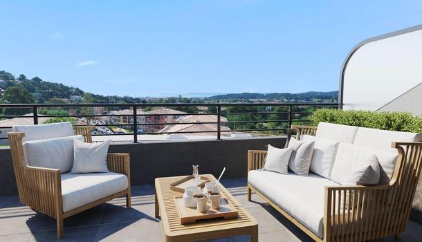 Bormes-les-Mimosas Appartement neuf 3 pièces 64 m²