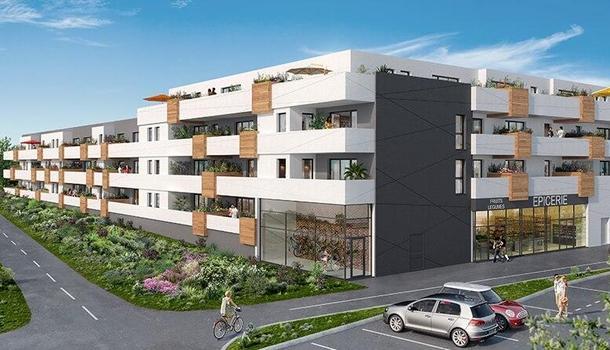 Appartement neuf 2 pièces 40 m² Castelnau-le-Lez 34170