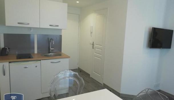 Nice Appartement 19 m²