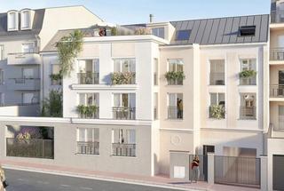 Appartement 3 pièces  à vendre Noisy-le-Grand 93160