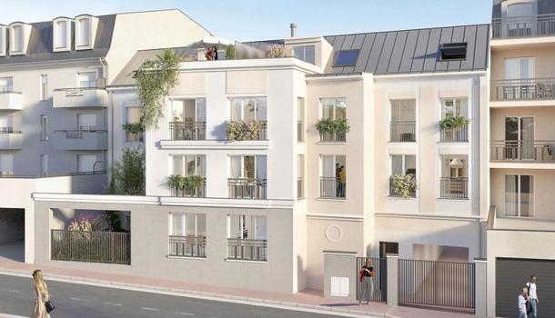 Noisy-le-Grand Appartement 3 pièces 58 m²