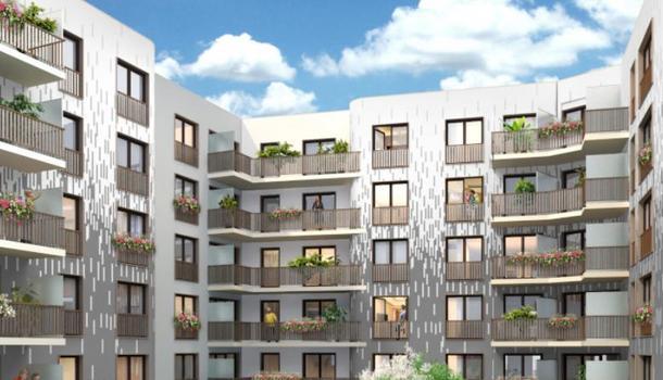 Aubervilliers Appartement 3 pièces 61 m²
