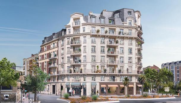 Garenne-Colombes (La) Appartement 4 pièces 76 m²