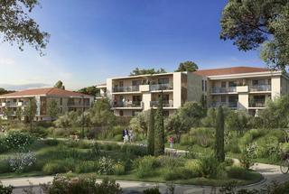 Aix-en-Provence Appartement neuf 2 pièces 50 m²