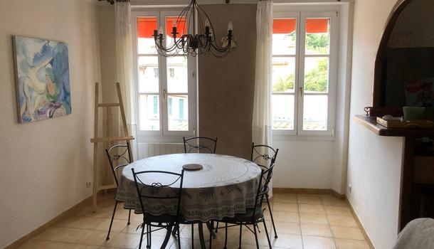 Bormes-les-Mimosas Appartement 3 pièces 71 m²
