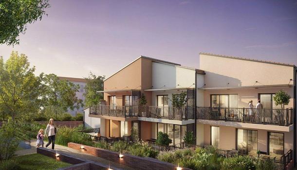 Appartement neuf 3 pièces 59 m² Toulouse 31500