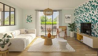 Villenave-d'Ornon Appartement neuf 3 pièces 62 m²