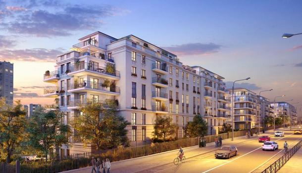 Argenteuil Appartement 2 pièces 41 m²