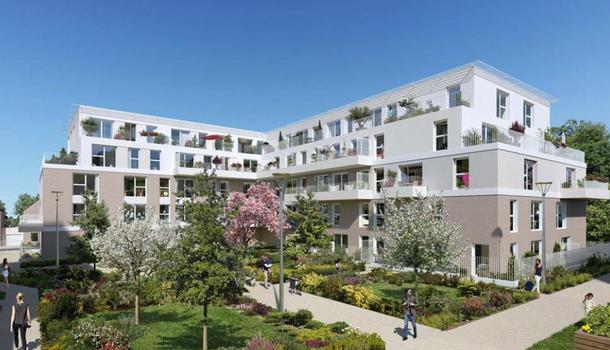 Pontault-Combault Appartement 2 pièces 50 m²