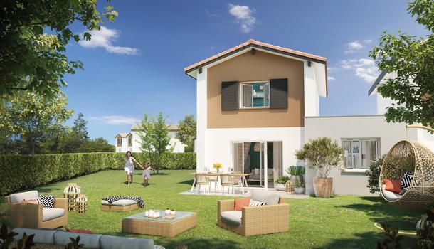 Appartement neuf 2 pièces 42 m² Saint-Paul-lès-Dax 40990