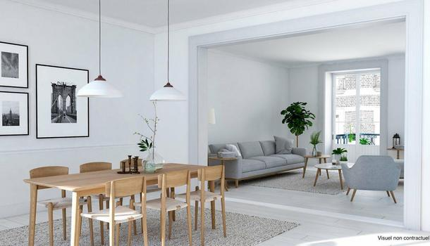 Appartement neuf 3 pièces 99 m² Pau 64000