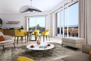 Appartement 3 pièces  à vendre Drancy 93700