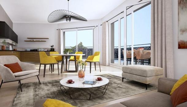 Drancy Appartement 3 pièces 64 m²