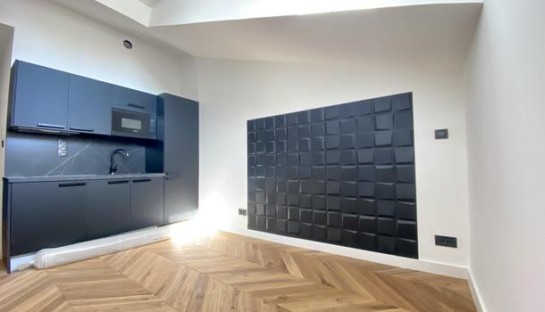 Nice Appartement 18 m²