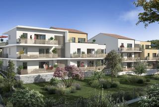 Le Domaine Sainte-Victoire,                                                                                       Appartement neuf                                                                                      Meyreuil&nbsp-                                                                                      13590