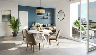 Bordeaux Appartement neuf 2 pièces 49 m²
