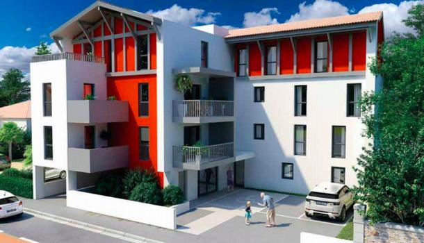 Appartement neuf 4 pièces 85 m² Anglet 64600