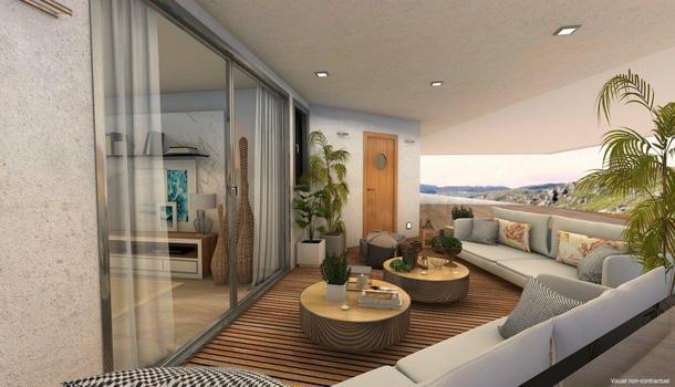 Appartement neuf 4 pièces 79 m²