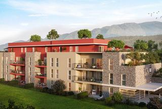 Flora Verde,                                                                                       Appartement neuf                                                                                      Carros&nbsp-                                                                                      06510