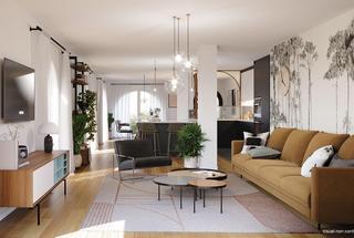 Châtenay-Malabry Appartement neuf 3 pièces 67 m²
